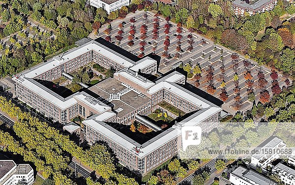 Konzernzentrale TUI AG  Touristik Union International  Hannover  Niedersachsen  Deutschland  Europa