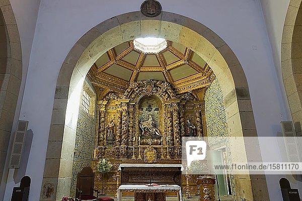 Capela de Nossa Senhora da Piedade  Kathedrale Da Sé  Braga  Minho  Portugal  Europa