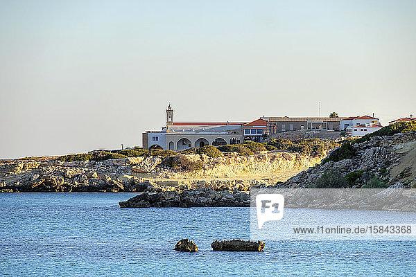 Apostolos-Andreas-Kloster auf der Halbinsel Karpaz  Rizokarpaso  Zypern