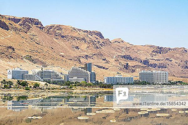 Erholungsort Ein Bokek  Israel am Toten Meer