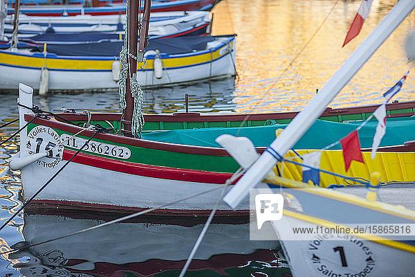 Harbour  St. Tropez  Var  Provence  Cote d'Azur  French Riviera  France  Mediterranean  Europe