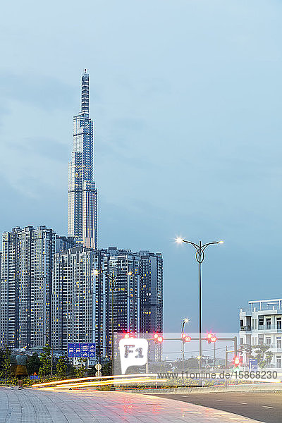 Landmark 81; Ho Chi Minh City  Vietnam