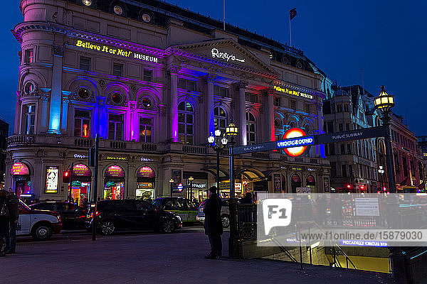 UK  England  London  Piccadilly Circus