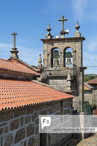 Aboim da Nobrega and Gondomar Church  Minho  Portugal.