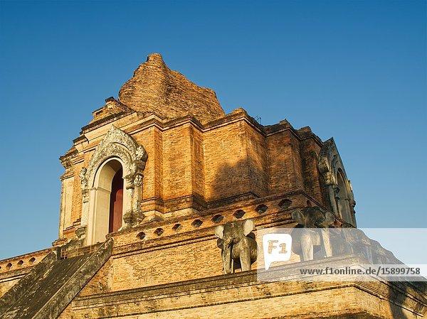 Wat Phra Singh  Chiang Mai  Thailand.