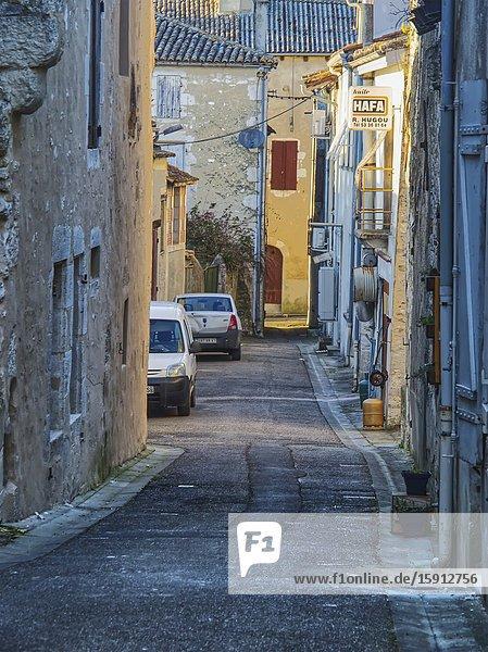 Rue Perdue  Castillonnes  Lot-et-Garonne Department  Nouvelle Aquitaine  France.