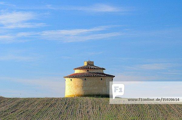 Dovecote. Lagunas de Villaf?fila Natural Reserve. Zamora province. Tierra de Campos. Castilla y Le?n. Spain