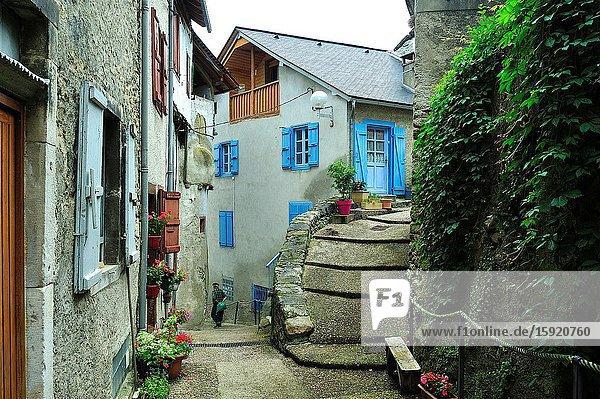 Castillon-en-Couserans town  Ariège department  France