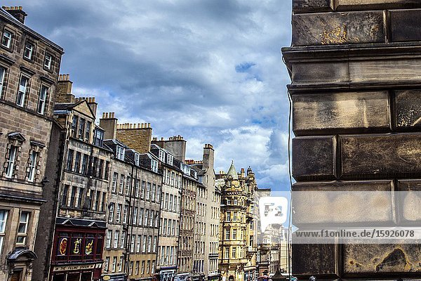 1 Parliament Square  Royal Mile  Old Town  Edinburgh  Scotland  United Kingdom  Europe.