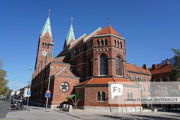 Franciscan Church  Maribor  Slovenia  Europe