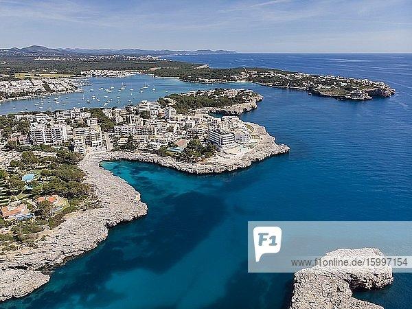 Porto Colom  Felanitx  Mallorca  Balearic Islands  Spain.