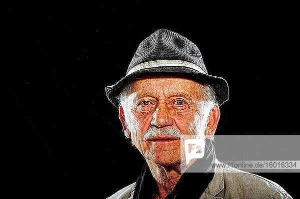 Tilo Prückner  German actor and author  Germany  Europe