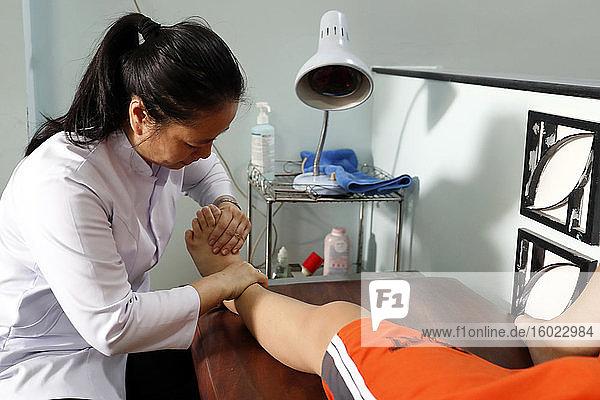 Medizinisches Zentrum unter der Leitung dominikanischer Schwestern
