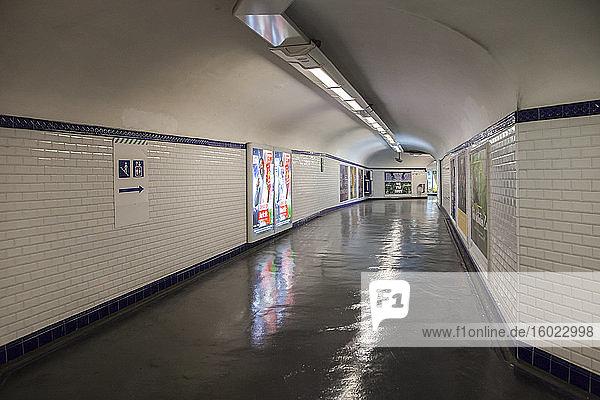 Metro-Korridor
