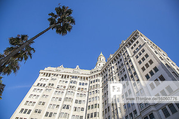 Villa Riviera condominiums; Long Beach  California  United States of America