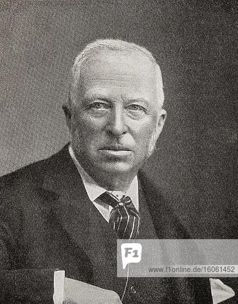 Sir Thomas Salt  1. Baronet  1830 - 1904. Britischer Bankier und konservativer Politiker. Aus The Business Encyclopaedia and Legal Adviser  veröffentlicht 1907.