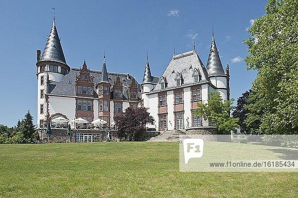 Schloss Klink  Klink-Müritz  Mecklenburg-Vorpommern  Deutschland  Europa