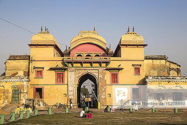 Fort Ramnagar  Varanasi  Uttar Pradesh  Indien  Asien
