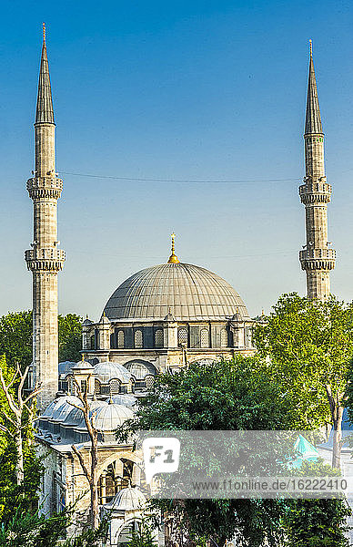 Turkey  Istanbul  Eyup Mosque (by Sultan Mehmet Fatih  1458) (UNESCO World Heritage)