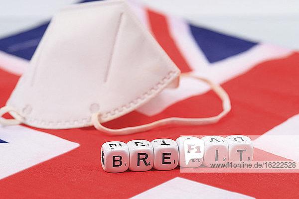 Stilleben zum Thema Brexit