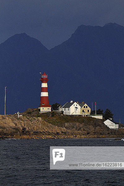 Norway  Lofoten Islands  Skrova Island