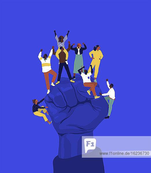 Schwarze Bürgerrechte
