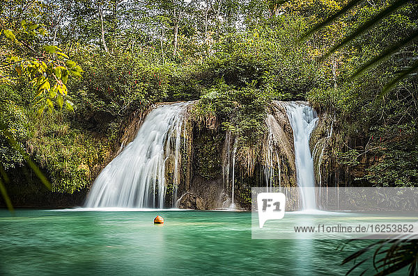 Roberto Barrios Wasserfälle; Chiapas  Mexiko