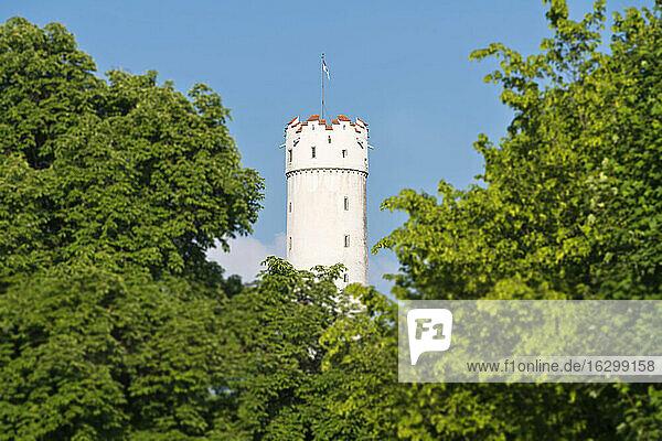 Germany  Baden-Wuerttemberg  Ravensburg  Tower Mehlsack