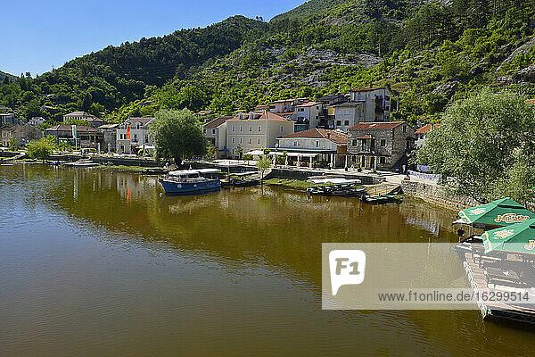 Montenegro  Crna Gora  Rijeka Crnojevica  Skadar Lake National Park