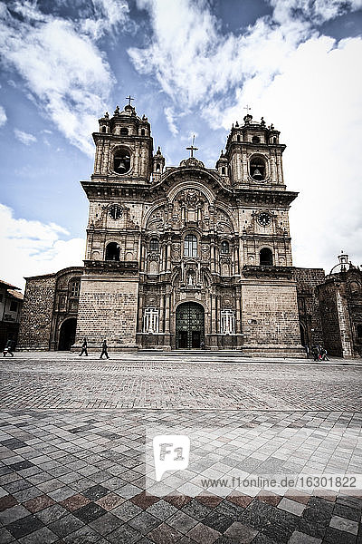 Peru  Cusco  Iglesia de la Compania