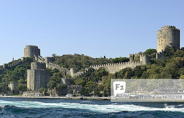 Turkey  Istanbul  Rumeli Hisari
