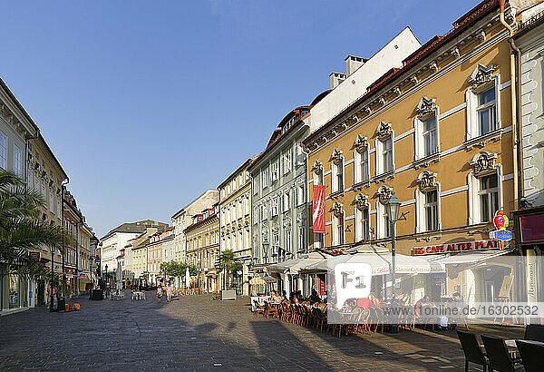 Austria  Carinthia  Klagenfurt  Alter Platz