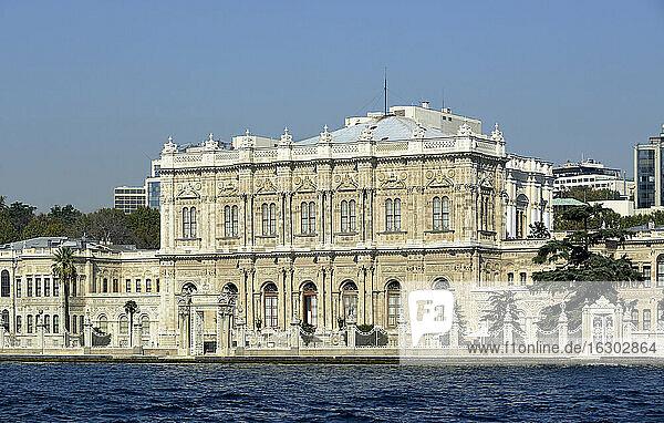 Turkey  Istanbul  Domabace Palace