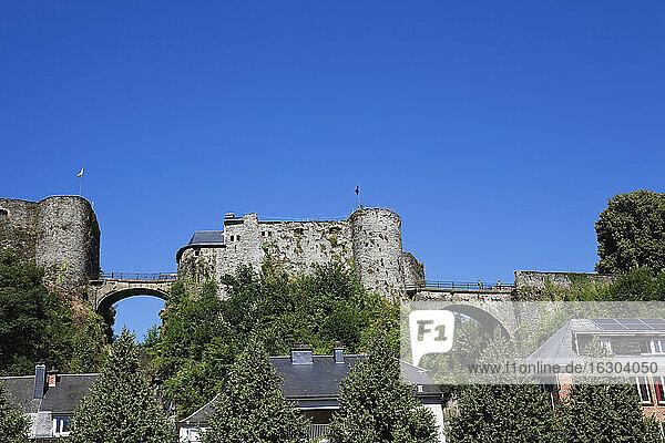 Belgium  Ardennes  Bouillon  Bouillon Castle