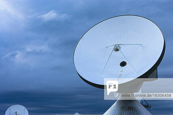 Germany  Bavaria  Pfaffenwinkel  Raisting Satellite Earth Station