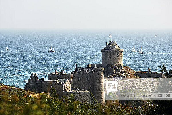France  Bretagne  Cap Frehel  Fort la Latte