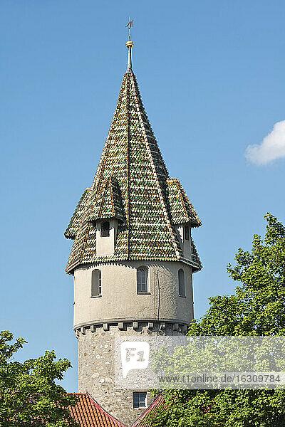 Germany  Baden-Wuerttemberg  Ravensburg  Gruener Turm
