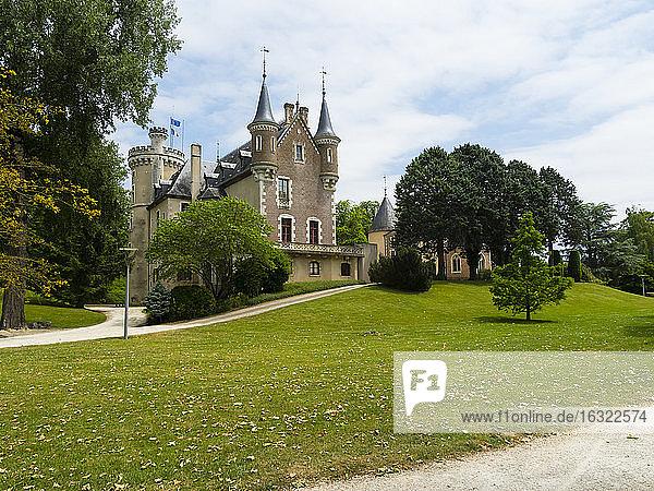 France  Saint-Florent-sur-Cher  Chateau