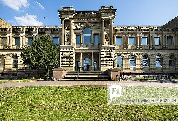 Germany  Frankfurt  Staedel Museum