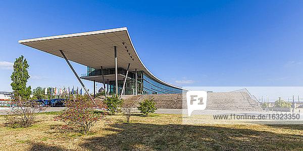 Germany  Dresden  New Terrace  International Congress Center
