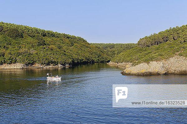 Turkey  Black Sea  Sinop  Hamsilos Fjord