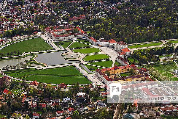 Germany  bavaria  Nymphenburg Castle