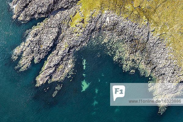 United Kingdom  Scotland  Northwest Highlands  Isle of Skye  Neist Point