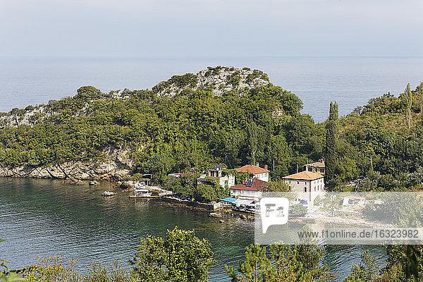 Turkey  Black Sea  Gideros