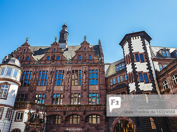 Germany  Frankfurt  historical Ratskeller