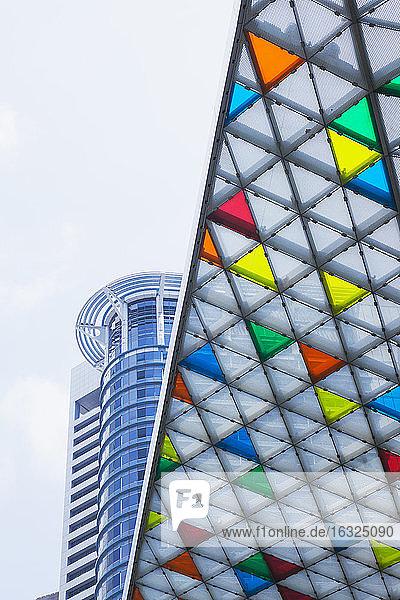 Asia  Singapore  Central Business District  skyscraper