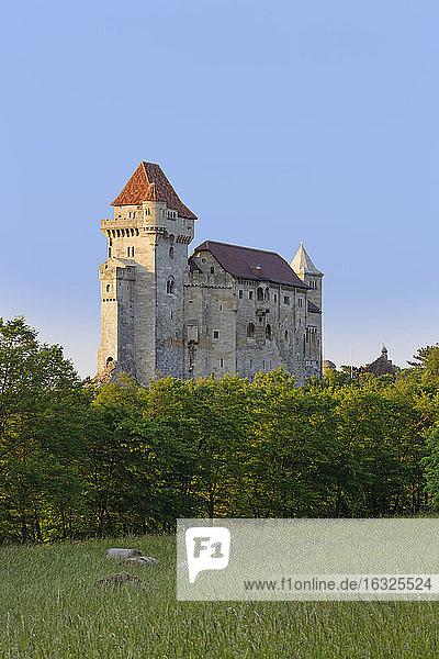 Austria  Lower Austria  Maria Enzersdorf  Liechtenstein Castle