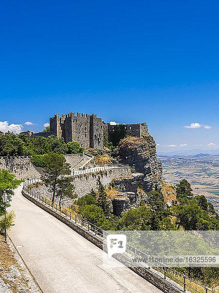 Italy  Sicily  Province of Trapani  Erice