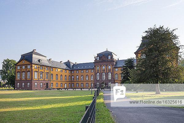 Germany  Bavaria  Kleinheubach  Loewenstein Castle