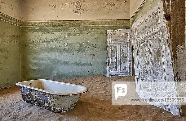 Kolmanskop  Lüderitz  Namibia  Südafrika  Afrika